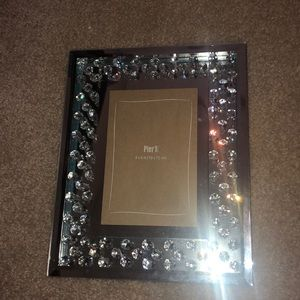 NWOT Sparkly photo frame